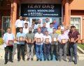 İZAYDAŞ 14 çalışanını plaket ile ödüllendirdi