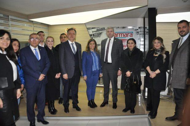 Çakır'dan Kaman'a tam destek