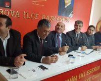 CHP Çayırova Toplandı