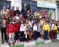 Minik Öğrencilerden 'Sosyal Farkındalık Projesi'