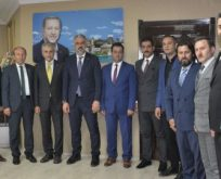 Ervarsoy'a Türkiye Kamu Sen Heyetinden Ziyaret