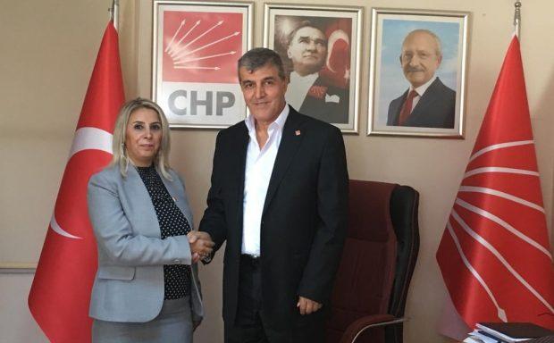 Çayırova CHP 'ye Sürpriz Katılım!