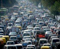 Trafiğe kaydı yapılan taşıt sayısı %65,6 azaldı