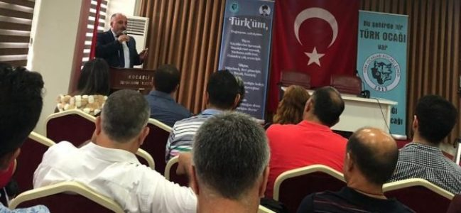 Türk Ocağı'nda Suriyeliler Konuşuldu