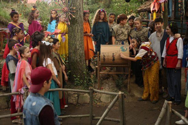 Ormanya'da bir hayaller ülkesi; ''Gamonya''