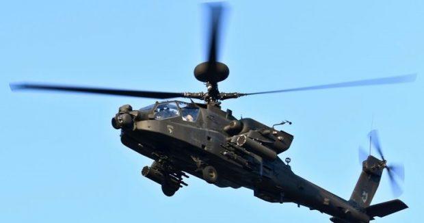 Askeri Helikopter düştü:4 Şehit