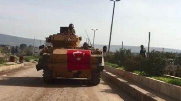 18 Mart Şehitler Gününde Mehmetçik Afrin'de!
