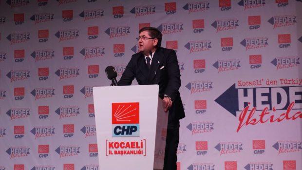 CHP'de  'Yıldızlı' İl Başkanı