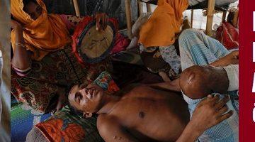 Myanmar'da bir ay içinde binlerce Arakanlı Müslüman öldürüldü
