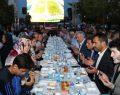 Sırrıpaşa'da Oruçlar Birlikte Açıldı