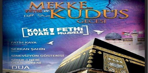 AGD'den 'Mekke'nin Fethi' Programı