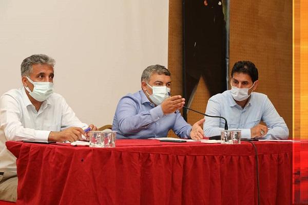 Dilovası Ağustos meclis toplantısı yapıldı
