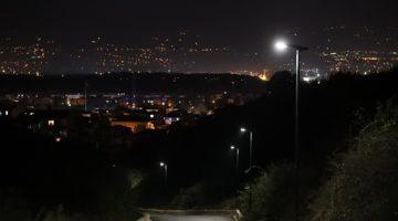 63 noktada tasarruflu aydınlatma sistemi