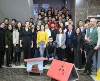 KOÜ'li Öğrencilerden Sosyal Sorumluluk Projesi
