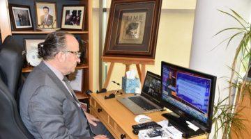 KSO Meclis Toplantısı online olarak gerçekleştirildi