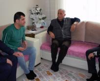 Tarhan ve Çamkerten Ziyaretlerini Sürdürüyor
