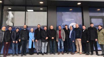 Arabuluculuk Merkezi, BAŞSİAD'ı ağırladı