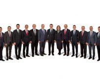 AK Parti Adaylarını İlçelerde Tanıtıyor