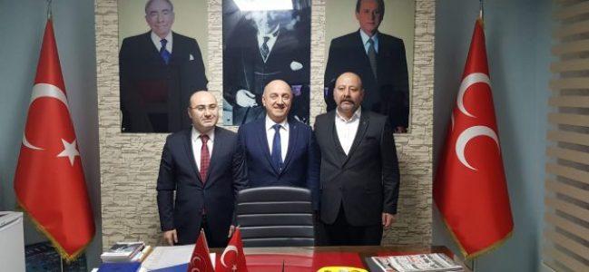 """""""Cumhur İttifakı Darıca'da uyumlu çalışıyor"""""""