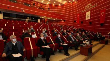 Gebze'de Şubat Meclisi yapıldı