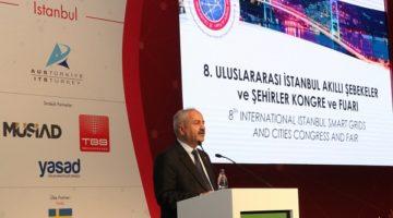 Gebze Belediyesi, akıllı şehirler fuarına katıldı
