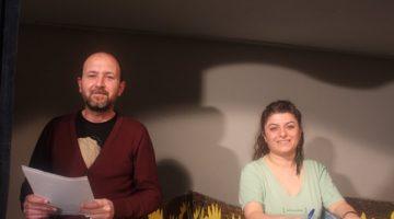 'Çevrimiçi destekle tiyatroyu yaşat'