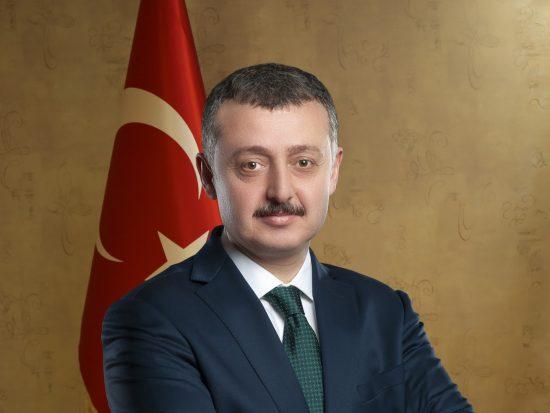 """""""Kocaelili hemşerilerimin Mevlid Kandilini kutlarım"""""""