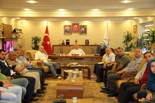 CHP meclis grubu bilgilendirildi