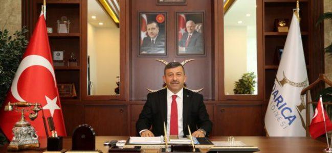 """Karabacak """"Hedefimiz 2023"""""""