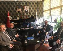 Başsavcı Korkmaz'dan AFAD'a ziyaret
