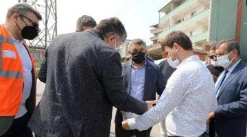 Şayir, Sorunu Yetkililere Aktardı