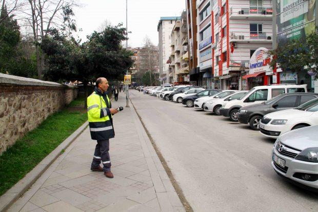Parkomatlar bayramda ücretsiz