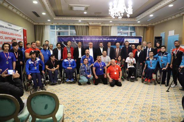 Türkiye Şampiyonası Kocaeli'de Yapıldı