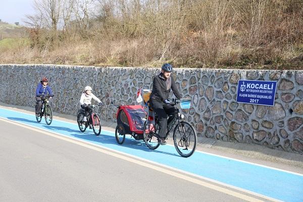 Bisikletliler Trafikte Söz Sahibi Olacak