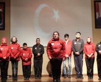 Özel öğrencilerden Çanakkale kahramanlarına özel