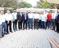 Karaosmanoğlu, Gebze'nin köylerinde vatandaşlarla buluştu