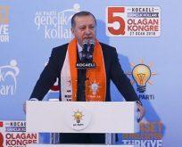 Erdoğan 12 Ocak'ta Kocaeli'de