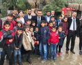 Törk 'Dünya Çocuk Hakları Günü'nü çocuklarla geçirdi