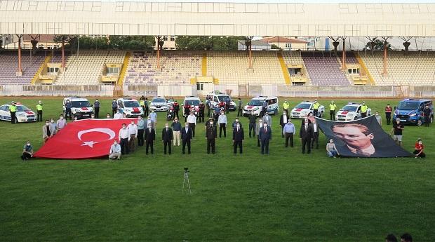 Gebze'de çoşkulu 19 Mayıs etkinlikleri