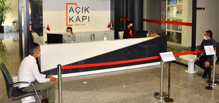 7 ilçede 'Açık Kapı' Şeflikleri faaliyete geçti
