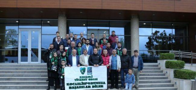 KOTO, Kocaelispor'u yalnız bırakmıyor