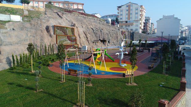 Erişler Şelaleli Semt Meydanı Açılıyor
