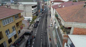 Bağdat Caddesi yenilendi