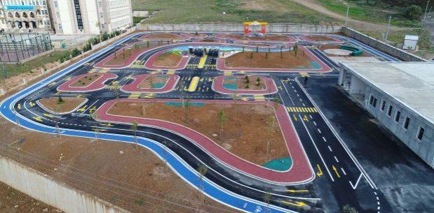 Kocaeli'nin En Büyük Trafik Eğitim Parkı Çayırova'da