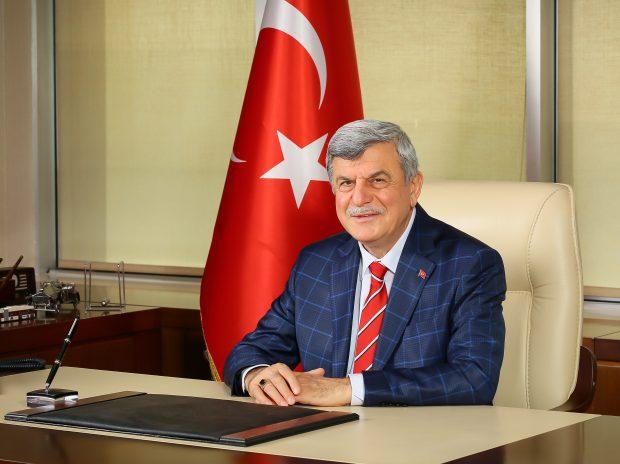 'Gazi Mustafa Kemal Atatürk'ü Rahmetle Anıyoruz'