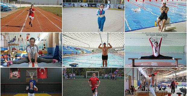 Engel Tanımayan Sporcular
