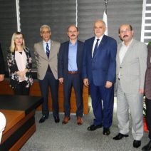Körfez MHP'den KTO'ya Ziyaret