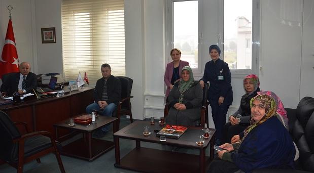 Darıca Farabi Devlet Hastanesinde Örnek Uygulama