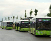 Otobüslere KPSS düzenlemesi