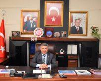 Başkan Şayir'den Kandil Mesajı